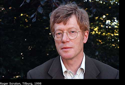 Photos of Roger Scruton
