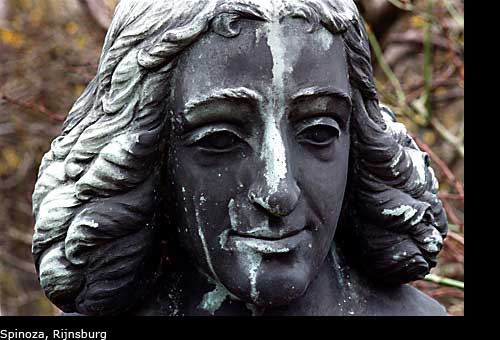 photos of spinoza